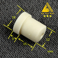 China supplier wholesale ceramic caps for uv lamps