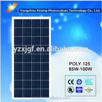 Best solar power system poly solar module 85watt