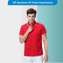 UP Garment white polo t-shirt manufacturer in lahore