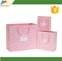 Custome logo cosmetic bag box for gift manufactured in China