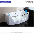 Indoor Glass Sex Tub in Bath Folding for Adults (TMB055)