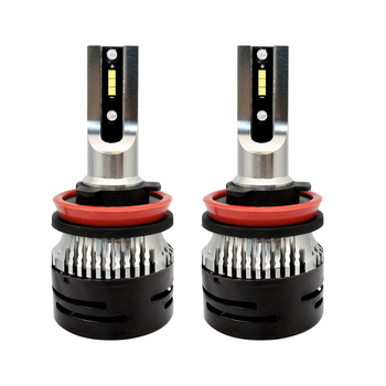 waterproof led headlight bulb 12v auto led headlight h7 high lumen led headlight h11