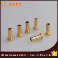 Brass hose ferrule joint fittings