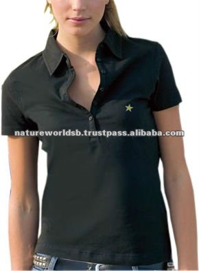 Trendy and Fashionable Polo shirt for women