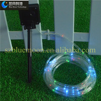 solar powered led string light for wedding party christmas festival decoration