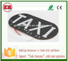 2015 New Taxi Sign Lamp taxi top lamps Car Indicator Plate Lighting Taxi Sign Lamp Night Driving led Taxi Signal lamp