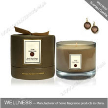 luxury soy wax candles scented candle for gift