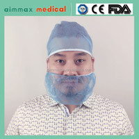 food industry disposable beard mask