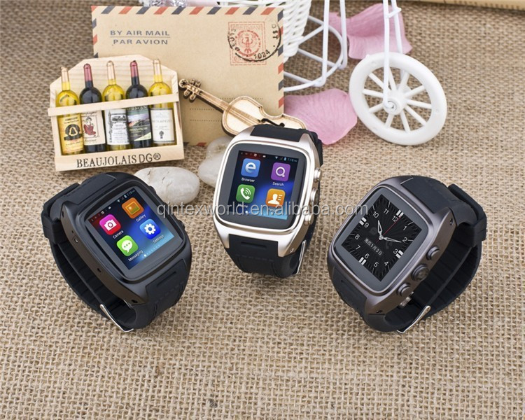 High Quality 3G Smartwatch Mobile Phone OEM Smart Watch 2015 Waterproof Android Watches
