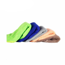high quality microfiber terry cloth material extremely cleaning fabric