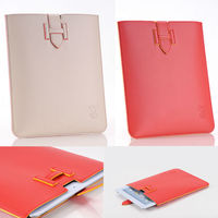 envelope style wallet leather case For iPad 2 3 4