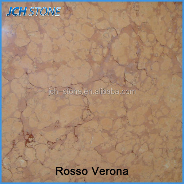 Rosso verona lebanon marble with newly design