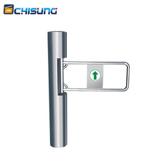 Unique DC Brushless Motor steel swing gate