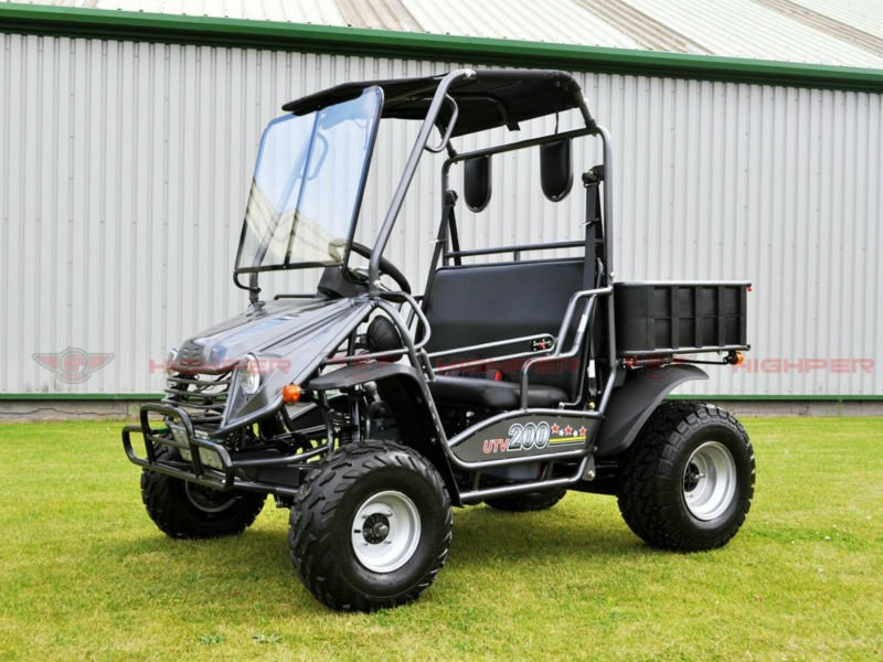 150cc Light Utility Vehicle (UTV 200)