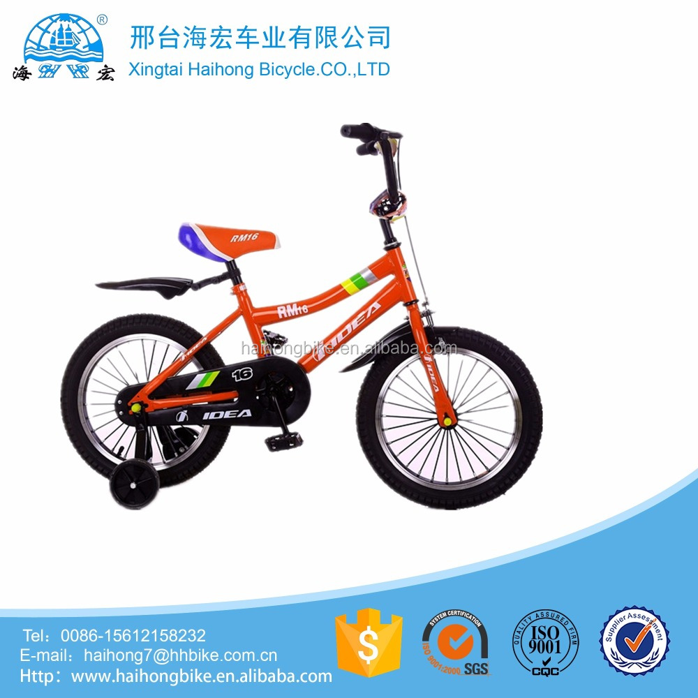 2016 mini bmx sports racing kid bycicle children bike for 3-5 years old chid