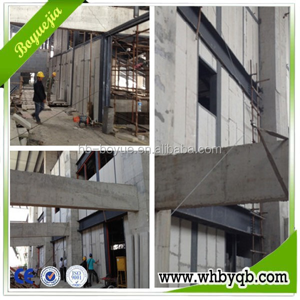 Color grey easy disassembly type structure property and celotex EPS sandwich wall panels