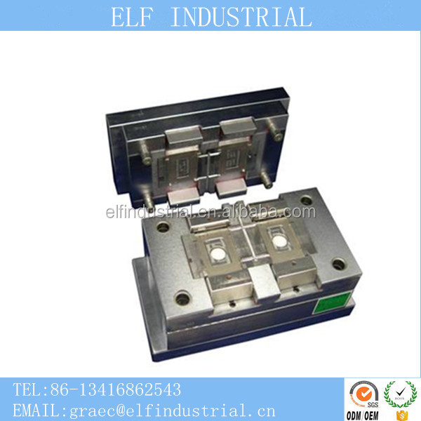 Plastic molding company making injection molds for low cost low pressure injection molded plastic parts