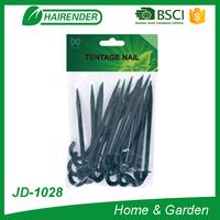 13.5cm plastic plant pegs plastic tent pegs plastic garden pegs