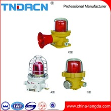 sound alert light flash alert lamp explosion proof warning alarm light