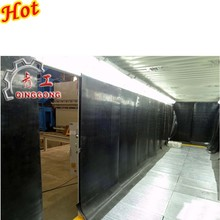 40ft container sand blasting booth/room/chamber/cabinet/equipment