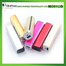 Amazon 2015 Hot Sell power bank 2600mah portable mobile phone power ,2600mAh power bank with CE, FCC, RoHS certificate