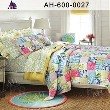 Quilted Wedding Bright Color Sexcy Wholesale Comforter Sets