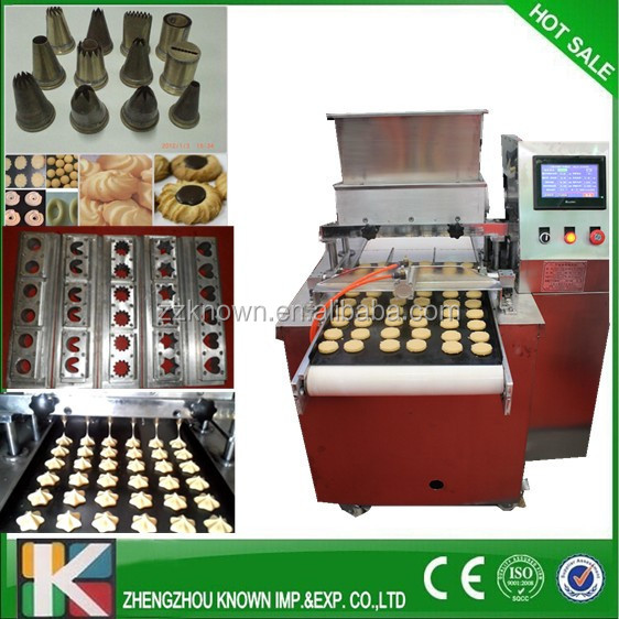 Factory Supply Cookie Press Machine /Cookies Molding Machine