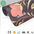 Hot promotional Recyclable custom printed long yoga mat