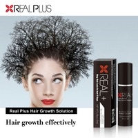 GMP Certification and Spray Form hair growth serum