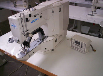 Used JUKI Sewing Machines