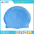 hot selling waterproof swim cap silicone custom with printing logo design