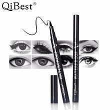 LX2283-1 black color Waterproof Liquid Eyeliner Pen Last for 24 hours Quick-drying