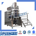 Sipuxin Customized Cosmetic Vacuum emulsifying dough mixer machine shower mixer chemical mixer machinery