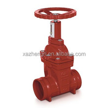 LT factory supply 6 Inch cast iron automatic control gate valve for sale