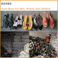 grade A bulk wholesale second hand shoes clothing