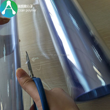 transparent PVC material PVC roll hard plastic sheet
