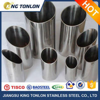 Factory direct sales decorative stainless steel pipe