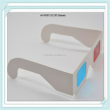 Wholesales cheap home cinema 3d glasses movie glasses advertising gifts