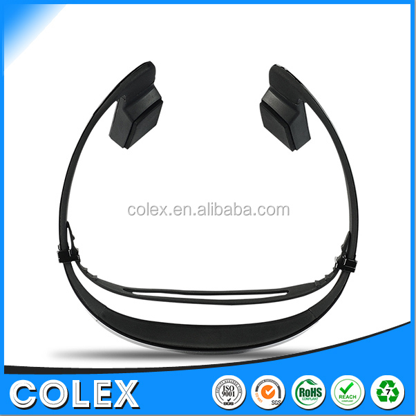 Intelligent bone conduction Bluetooth headset for outdoor sports fashion after hanging stereo headset