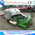 Full automatic small silage hay baler machine /round hay baler use in agriculture