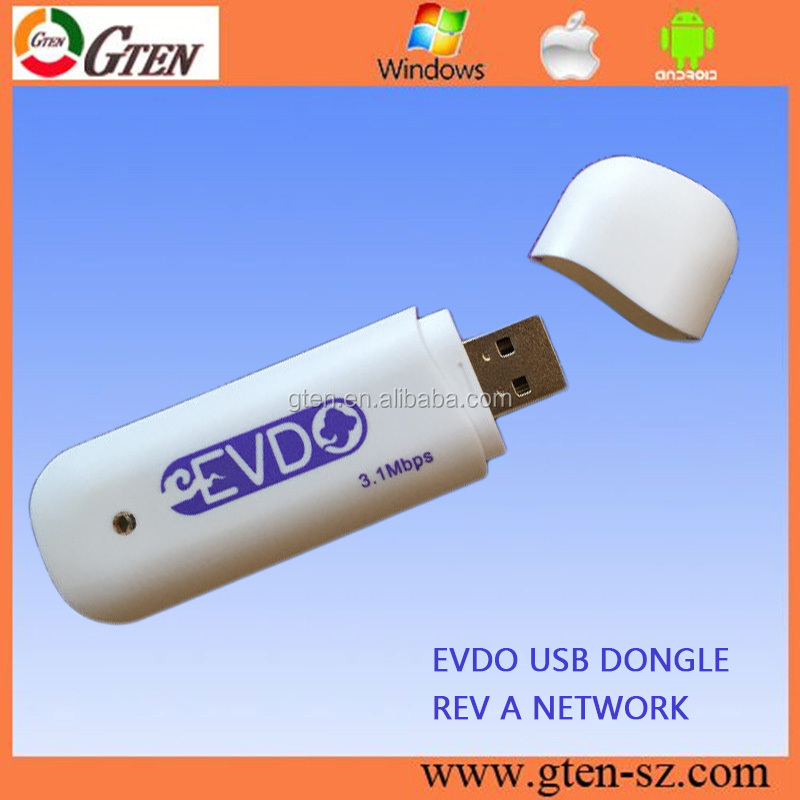800MHz evdo Rev A dongle unlocking 800mhz frequency free driver 3.1M evdo wireless terminal