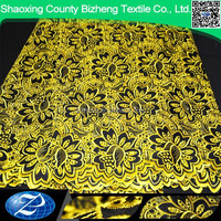 2014 african swiss voile lace fabric in stock