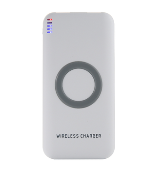 8000Mah Wireless Mobile Power Bank For Iphone X
