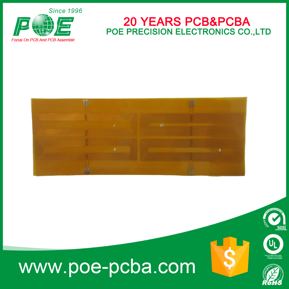 fpc flexible printed circuit board flexible pcb manufacturer in china
