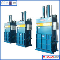 Best Durability Waste PET Plastic Bottle Recycling Press Baling Compactor