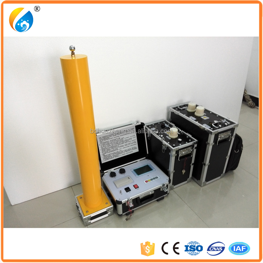 80kv AC/DC hipot testers vlf high voltage generator