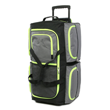 High quality summer new custom travel trolley luggage bag