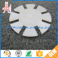 High temperature resistant convenient peek gasket for sealing
