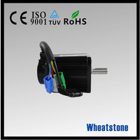2kw radiator cooling fan motor brushless dc motor