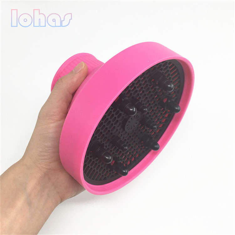 Factory wholesale hair curl diffuser blow hair dryer
